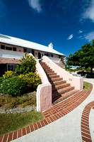 Main house & reception, Horizons & Cottages Resort, Paget Bermuda.