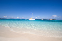 Honeymoon beach, St.John, USVI